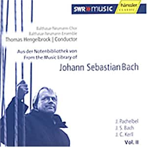 From the Music Library of JS Bach 2