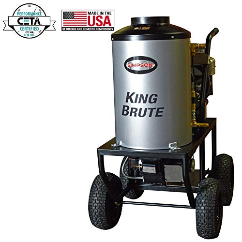 SIMPSON Cleaning KB3028 3000 PSI @ 2.8 GPM Gas Pressure Washer