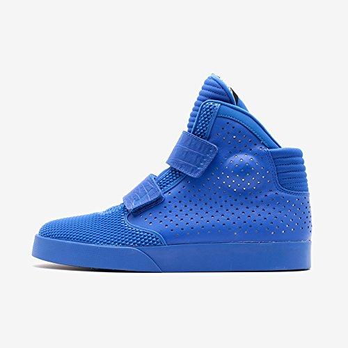 Nike Azul Cobalt Prm Scarpe Basket Bleu Blu Flystepper Chrome Hyper Azul Uomo da 2k3 7Rxvr17