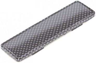 Abdeckung Fahrgestellnummer f/ür MBK Nitro//Stunt//Yamaha Aerox//Slider//Malaguti F15 Carbon-Look