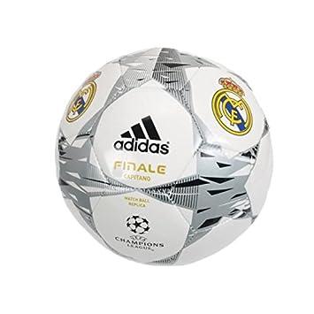 adidas Finale14Rm Cap Size 5 Balón de fútbol, Unisex Adulto ...