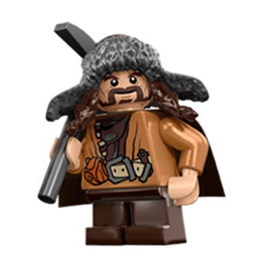 LEGO The Hobbit: Bofur the Dwarf Minifigure (Lord of the Rings)