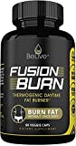 Fusion Burn Apple Cider Vinegar with Garcinia Cambogia Weight Loss Pills for Women