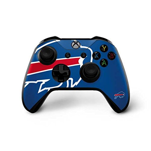 Buffalo Bills Xbox One X Controller Skin - Buffalo Bills Large Logo | NFL X Skinit - Buffalo Game Today Bills