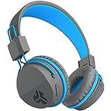 JLab Audio JBuddies Studio Bluetooth Over-Ear Kids Headphones | 13 Hour Battery Life | Studio Volume Safe | Volume…
