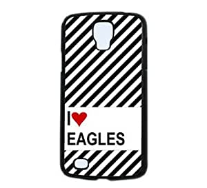 Love Heart Eagles Samsung Galaxy S4 Active S4 Active - i9295 Case - Fits Samsung Galaxy S4 Active S4 Active - i9295