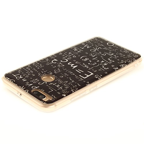 Cas TPU Résistant Hozor Slim Fit Protection Arrière Mi Silicone Bord equation Souple Cas Xiaomi De 5X Téléphone Transparent Scratch Couverture En De Motif Antichoc Peint rYYta4