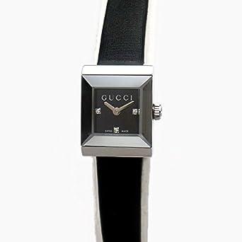 7b7fca25cf1  グッチ GUCCI 腕時計 G-フレーム スクエア YA128503(128.5) レディース  並行