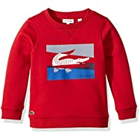 Lacoste Boy Multico Animation Sweatshirt