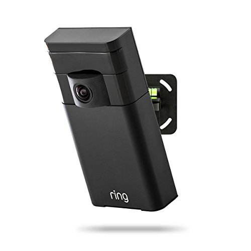 Ring Stick Up Cam, Outdoor security camera with 2-way audio by Ring