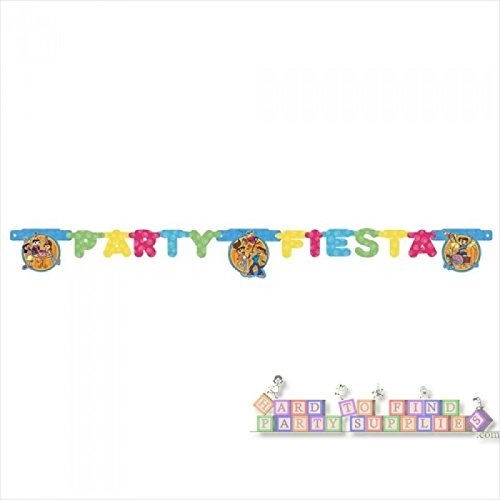 Maya And Miguel Happy Birthday Banner (1ct)