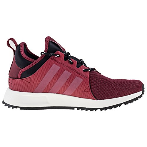 adidas X_PLR Snkrboot, Chaussures de Fitness Homme, Multicolore-Rouge/Noir (Buruni/Buruni/Negbas), 44 2/3 EU
