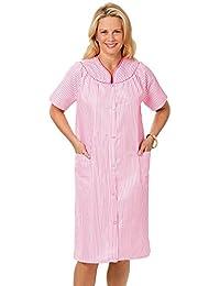 Seersucker Shift Dress
