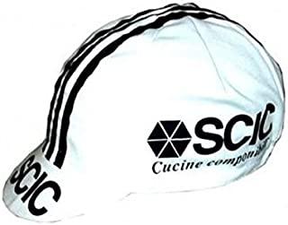 Apis Cappellino Ciclismo Team Vintage SCIC Cycling cap HOSTED BY PRO' Line