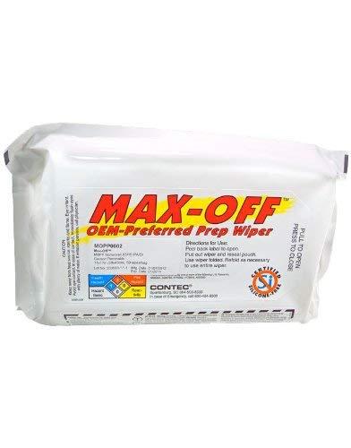 (CONTEC MAX-OFF OEM-Preferred Prep Wiper (CON-MOPP0002) )