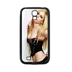Custom Avril Back Cover Case for SamSung Galaxy S4 I9500 JNS4-163