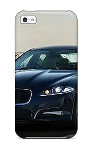 Excellent Design Jaguar Xf 41 Phone Case For Iphone 5c Premium Tpu Case by mcsharks