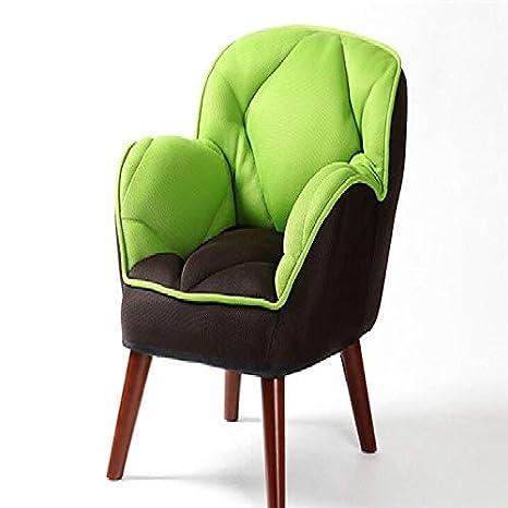 ZHU Modern Sinlge Sofa Tapizado Muebles for niños Silla Baja ...