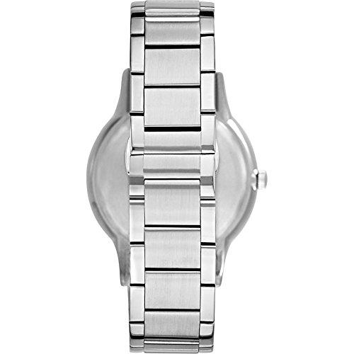 Emporio Armani Men's AR2477 Dress Silver Watch