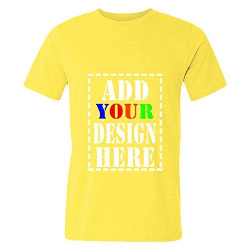 Add Your Own Custom Design Slogan T Shirt Printed Personal Birthday Party Unusual - Custom Screen Printed T Shirts