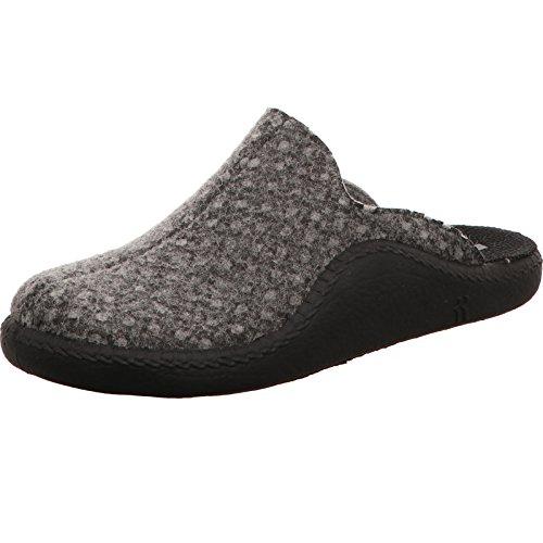 Romika 54 61121 Grigio Donna Mokasso 121 Pantofole qqAwrU6x