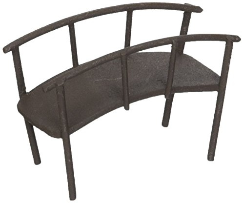 (Midwest Design Mini Iron Garden Bridge, 2