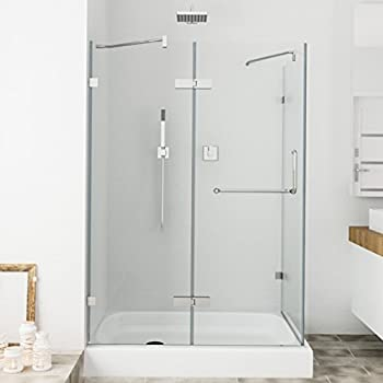 Frameless Shower Enclosure With .375 In