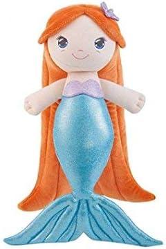 Turquoise Trudi 64453 Fabric Doll