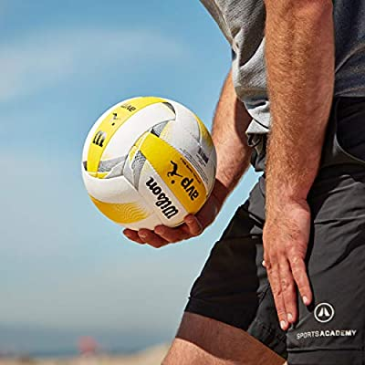 Wilson AVP II Outdoor Volleyball from Wilson Sporting Goods - Team