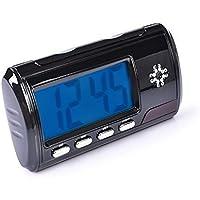 Hidden Spy Camera Alarm Clock HD 1080P Security Camera Loop Video Recorder with Remote Controller