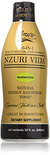 Nzuri Vida 10 In 1 Beauty Restoration Tonic