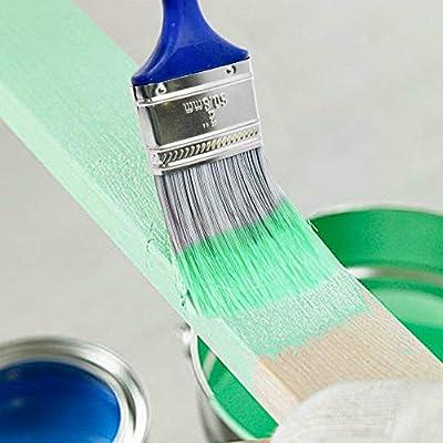 ultnice Juego de cepillos redondos para cepillos Juego de cepillos para ni/ños cepillos para pintura Fai Da Te de 20