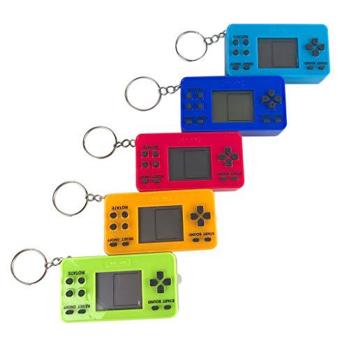 Junlinto, Mini Consola de Juegos Clásico Retro Portátil ...