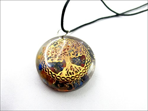 Orgone Pendant Beautiful Generator Meditation