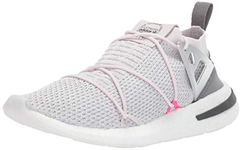 adidas Originals Women's Arkyn PK, Orchid Tint/Orchid Tint/Grey, 6.5 M US (Best Running Shoes For Walking 2019)