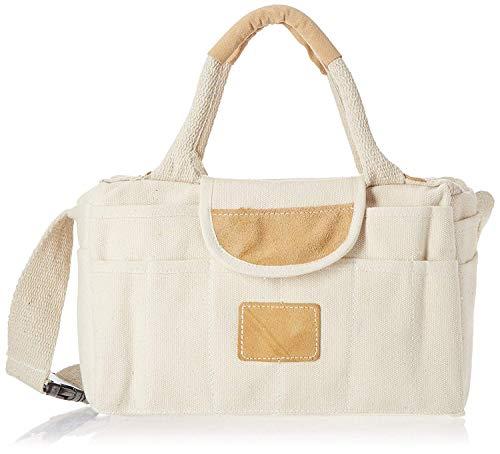 Florida Coast 15103 New 2019 Model Deluxe Rigger Bag, White