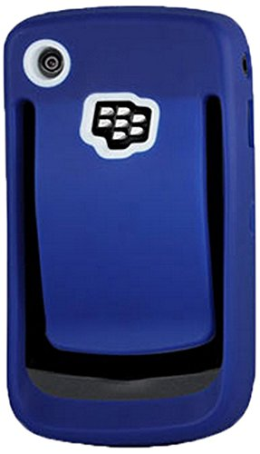 - Reiko Cell Phone Case for BlackBerry Curve 8530 - Navy