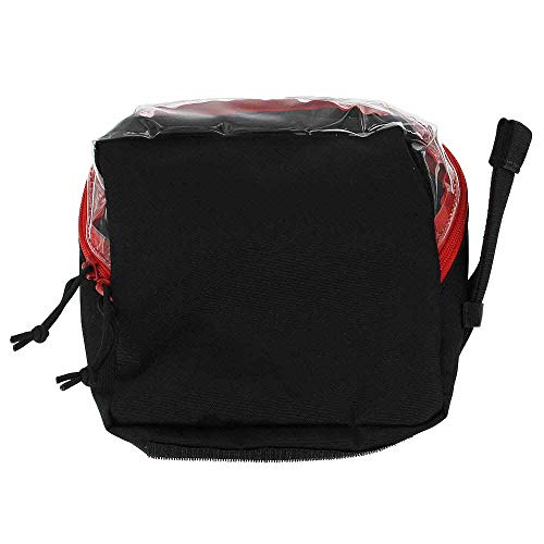 5.11 Easy-Vis Med Pouch Easy Vis Med Tactical Pouch Attachment, Style 56406, Cherry Bomb