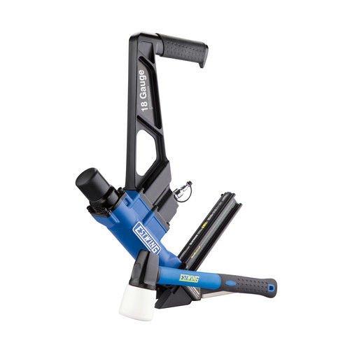 Estwing Ef18glcn 18 Gauge L Cleat Pneumatic Flooring Nailer