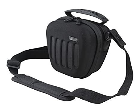 Shoulder Waist Camera Case Bag For Canon PowerShot SX430IS SX60HS G1X MARK II