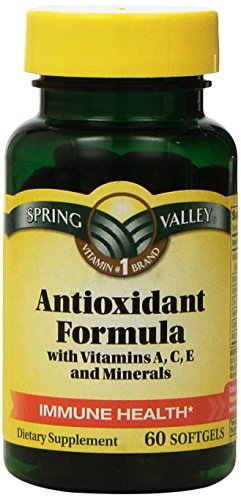 Spring Valley Antioxidant (60 Count)