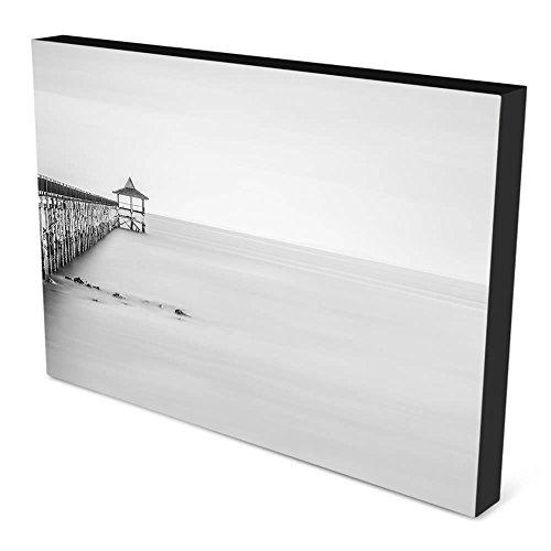 Quadro em Canvas 40x30cm Fotografia The Pier