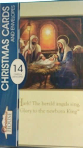 Nativity Christmas Card (Christmas Nativity Cards)
