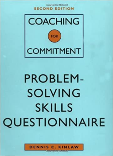 Download online Coaching for Commitment, Coaching Skills Inventory Self: Interpersonal Strategies for Obtaining Superior Performance from Individuals and Teams PDF, azw (Kindle)