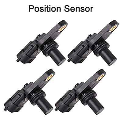 SELEAD Automotive Engine Camshaft Position Sensor Fit For 2008-2010 Buick Enclave 2007-2008 Buick LaCrosse 2007-2010 Cadillac CTS 2007-2009 Cadillac SRX 12590907 CPS sensor 4PCS: Automotive