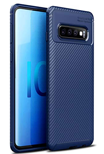 Yocktec Samsung Galaxy S10 Case, [Scratch...