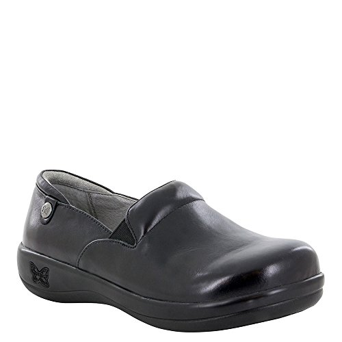 Alegria Keli Womens Professional Shoe Jet Luster 12 M US