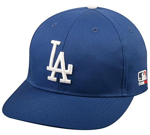 Outdoor Cap Los Angeles Dodgers Youth MLB Licensed Replica Caps/All 30 Teams, Official Major League Baseball Hat of Youth Little League and Youth Teams