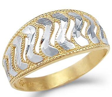 Amazon Fashion Rings Gold Tone Ladies