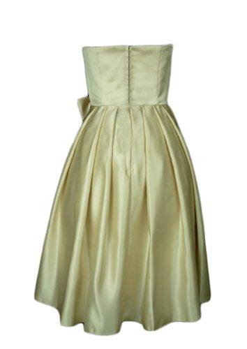 Damen Kleid Cremefarben Alivila Y Fashion EqwxS71